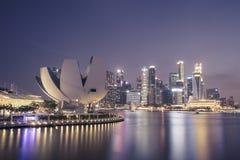 美术馆科学新加坡 免版税库存图片