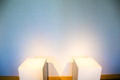 美术馆画廊显示空 免版税库存图片