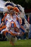 美洲印第安人北部战俘哇 免版税库存照片