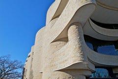 美洲印第安人博物馆 库存图片