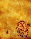 美洲印第安人国家模式 免版税库存照片