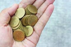 美钞保证金发薪日成功 免版税库存照片
