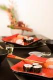 美食的日语 免版税图库摄影