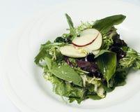 美食的mesclun沙拉 图库摄影