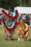 美洲印第安人战俘Wow 免版税图库摄影