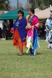美洲印第安人战俘Wow 免版税库存照片