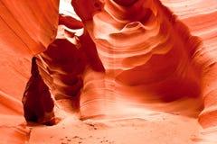 羚羊亚利桑那峡谷著名美国 库存照片