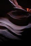 羚羊亚利桑那峡谷 库存图片