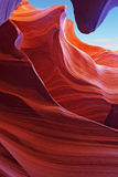 羚羊峡谷那瓦霍尔人保留地 库存图片