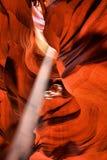 羚羊峡谷 免版税库存照片