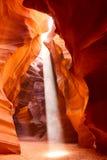 羚羊峡谷 免版税库存图片
