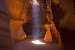 羚羊峡谷 库存图片