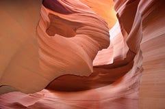 羚羊洞 arizonian 美国 库存照片