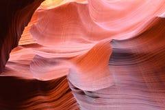 羚羊洞 arizonian 库存图片