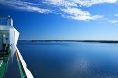 群岛瑞典 库存图片