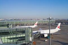 羽田国际机场 库存照片