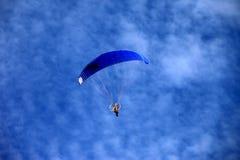 滑翔伞002 免版税库存图片