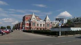 翼果的戏曲剧院在俄罗斯 影视素材