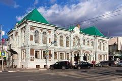 翼果,俄罗斯- 2016年10月12日:主教管区的办公室,以前大厦翼果精神宗教法庭集会 免版税库存图片