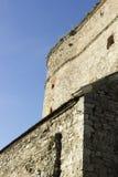 老中世纪城楼 库存照片