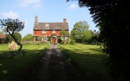 老伊丽莎白女王的房子 免版税库存图片