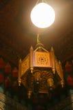 老伊斯兰教的宫殿在开罗,埃及 免版税库存照片