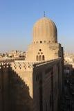 老伊斯兰教的宫殿在开罗,埃及 图库摄影