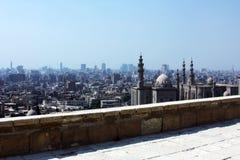 老伊斯兰教的开罗在埃及 免版税图库摄影