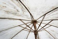 老伞纹理 库存照片