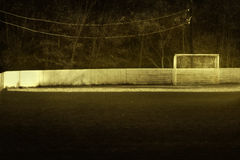 老体育场 图库摄影