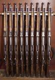 老作战步枪 免版税库存图片