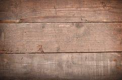 老使用的木头 免版税库存照片