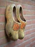 老使用的荷兰人障碍物 库存图片