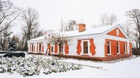 老信徒和白俄罗斯语传统韦特卡博物馆在戈梅利 免版税库存照片