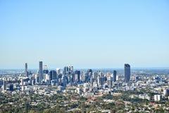 老傻瓜tha山,昆士兰澳大利亚 免版税库存照片
