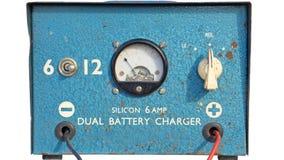 老充电器 免版税库存图片