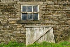 老农舍。 免版税图库摄影