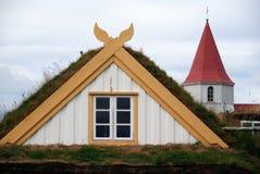老冰岛 免版税库存照片