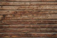 老冷杉木头板 库存图片