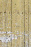 老切削的木头 免版税库存图片