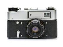 老化照相机照片 免版税库存照片