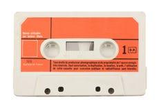 老卡式磁带 库存照片