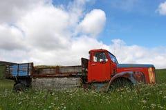 老卡车 库存图片