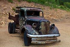 老卡车 免版税图库摄影