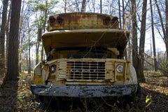 老卡车 图库摄影