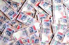 老印第安货币 免版税库存图片