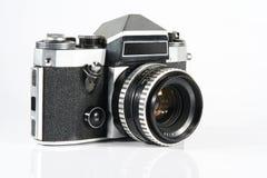 老反光照相机 库存图片