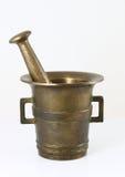 老古铜色灰浆 库存照片