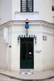 老古巴大厦 免版税图库摄影