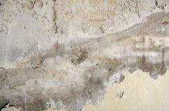 老和恶化混凝土墙 库存图片